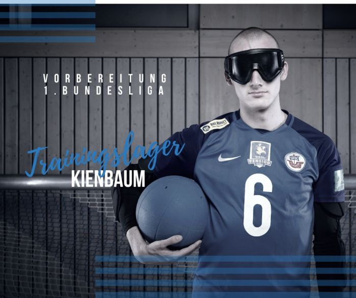 Trainingslager Goalball